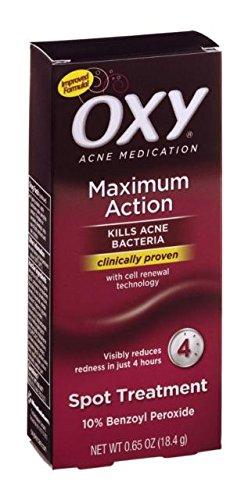OXY Maximum Action Spot Treatment Tinted 0.65 Ounce