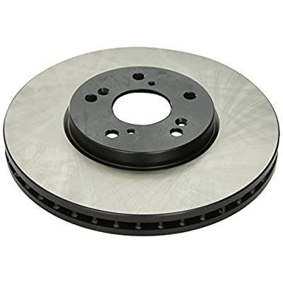 Centric 120.40046 Premium Brake Rotor Front: Automotive