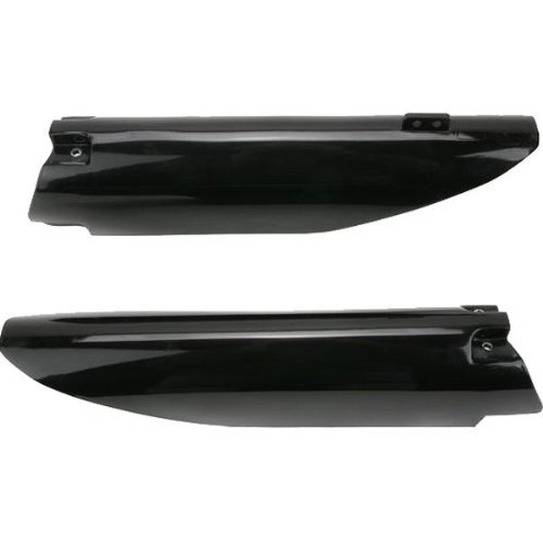 UFO SU04913-001 Replacement Plastic (FOR SUZUKI COVERS FORK RM/RMZ (Fork Cover Kit)