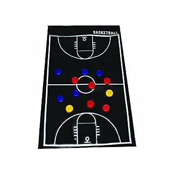 Pizarra Magnética Baloncesto Enrollable: Amazon.es: Deportes ...
