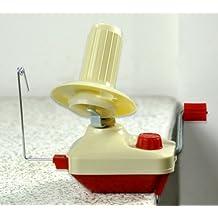 "HOUSWEETY 1PC Yarn/Fiber/Wool/String Ball Winder Hand-Operated 26x18cm(10-1/4""x7-1/8"")"