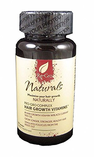 Re-Gro Naturals Hair Growth Vitamins 30 caps