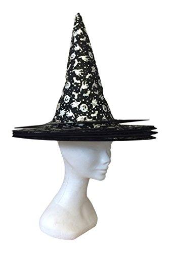 Joker jh028-a Witch Hat-Halloween, Silver]()