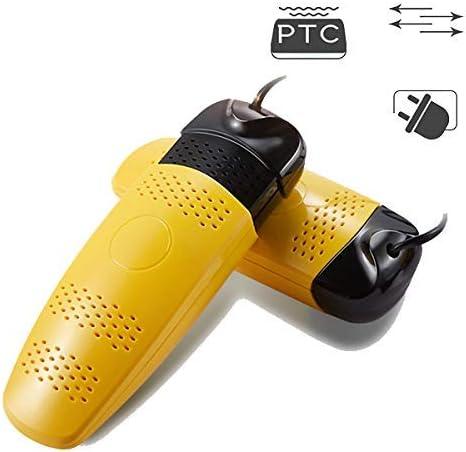 CANDYANA Portátil retráctil y Timingshoe Secadora eléctrica silenciosa Calzado Secadora Doble Calentador Secador de Botas de Desodorante del esterilizador: Amazon.es: Deportes y aire libre
