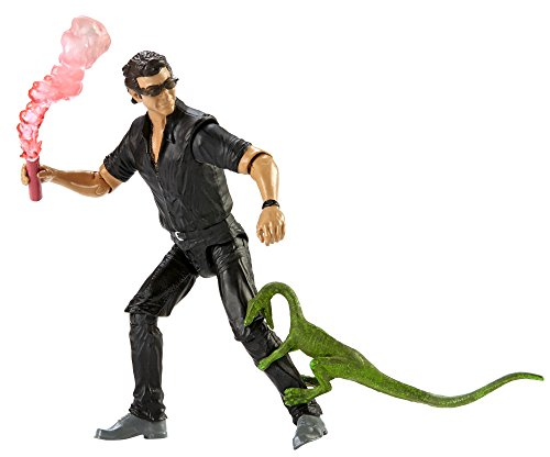 World Collection - Jurassic World Legacy Collection Dr. Ian Malcolm Jeff Goldblum 3.75-inch Action Figure