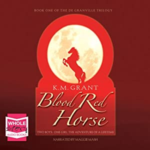 Blood Red Horse Audiobook