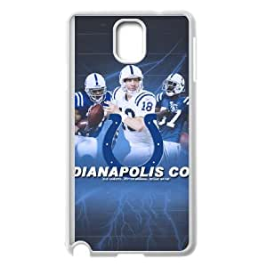 Indianapolis Colts Samsung Galaxy Note 3 Cell Phone Case White DIY gift zhm004_8707710