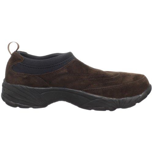 Propet Mens M3850 Lavable Moc Chaussure De Marche Browne / Blk