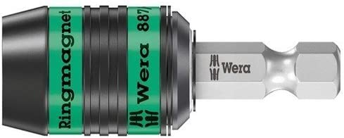 "Wera WER053455 Universel Magnétique Porte-Embout 899//4//1 1//4/"" x 75 mm"