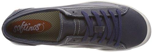 Isla Smooth 542 navy Donna Softinos Blu Sneaker Z5dZzq