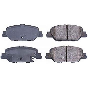 Disc Brake Pad Set-Evolution Ceramic Disc Brake Pad Rear Power Stop 16-603