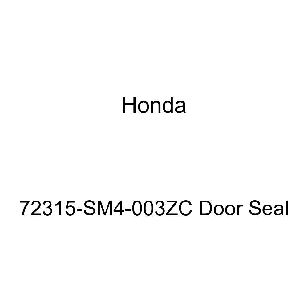 Genuine Honda 72315-SM4-003ZC Door Seal