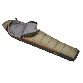 Slumberjack SJK Ronin 0-Degree Sleeping Bag, Tan