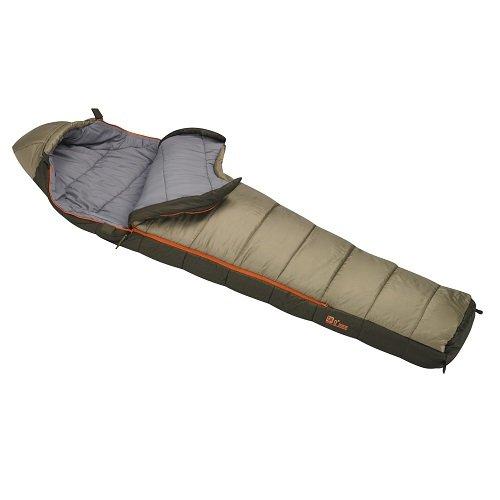 0 Degree Semi Rectangular Sleeping Bag - 9