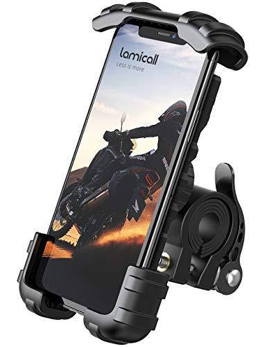 🥇 Lamicall Soporte Movil Bicicleta