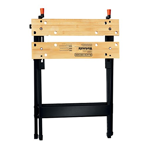 028877364858 - Black & Decker WM125 Workmate 125 350-Pound Capacity Portable Work Bench carousel main 1