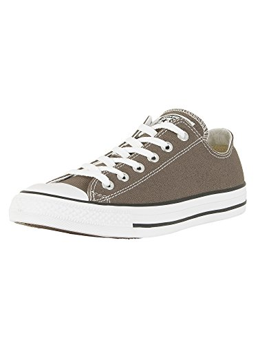 k Taylor All Star Low Top Sneakers -  Grey/White - 7.5 D(M) US ()