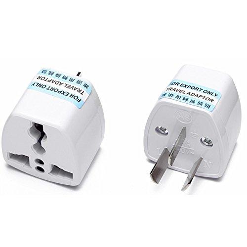 [China AUS to Universal AC adapter 3 pin power plug travel] (Halloween In Australia)