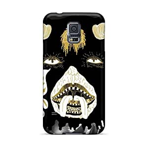 Samsung Galaxy S5 BAN7865gakj Allow Personal Design Fashion Breaking Benjamin Pictures Protector Hard Phone Cover - PamelaSmith
