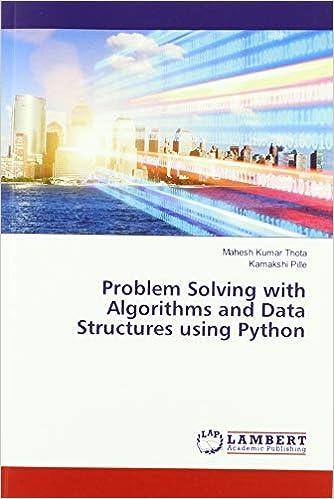 Livres électroniques gratuits Problem Solving with Algorithms and Data Structures using Python
