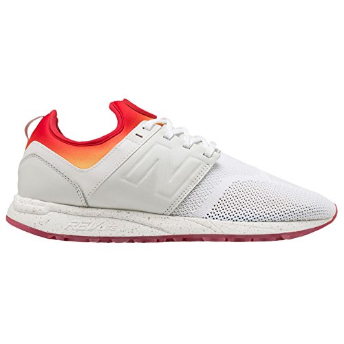 Zapatillas 247v1 Chinese Hombre para Red New Balance White Eqn5BTgOw
