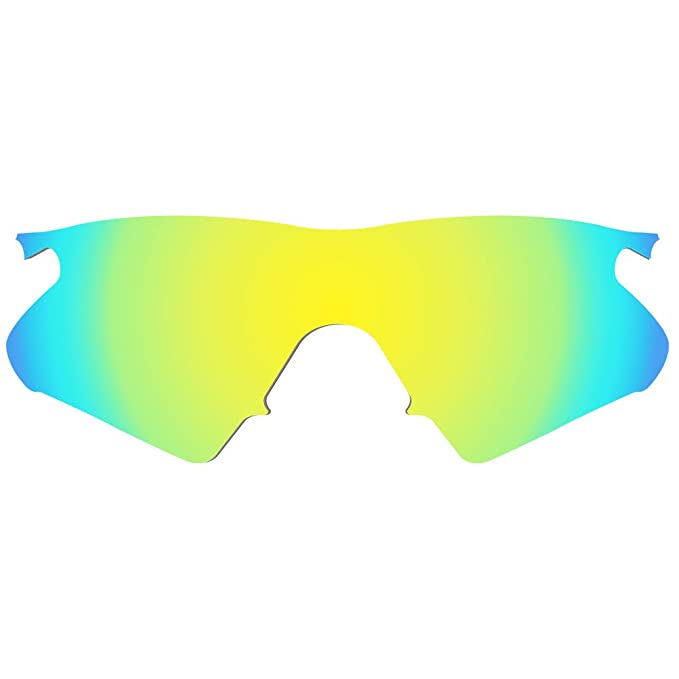 a85822fd46 Image Unavailable. Image not available for. Color  Dynamix Polarized  Replacement Lenses for Oakley M Frame Heater ...