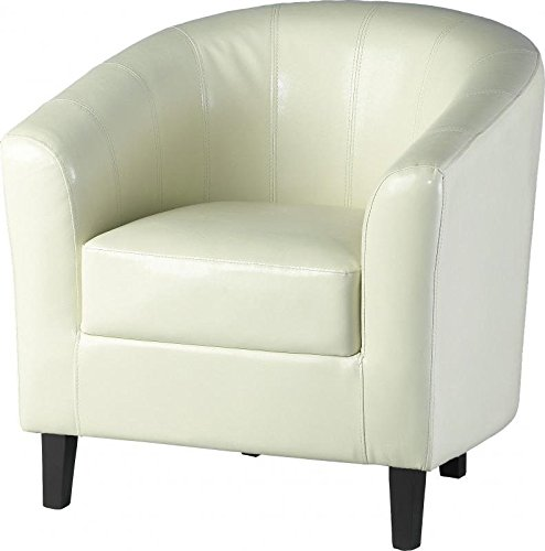 Seconique By Home Discount Tempo Tub Chair In Cream (Tub Cream Chairs)