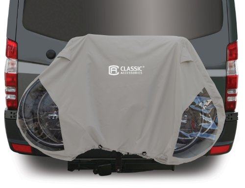 Classic Accessories 80-111-011001-00 Overdrive Bike Rack Cover by Classic Accessories (Image #1)