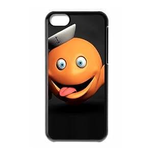 IPhone 5C Case Funny 163, IPhone 5C Case Funny, [Black]
