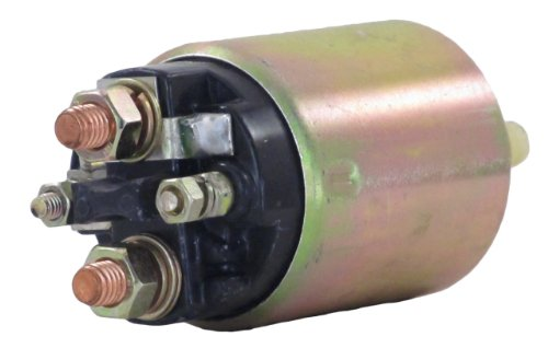 NEW SOLENOID FITS OMC MARINE PLEASURECRAFT 8 CYL ENGINES 90-01 PG260 TYPE 4-TERMINAL (Marine Batt Terminal)