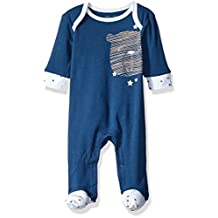 Rene Rofe Baby-Boys Baby Lap Shoulder Coverall for