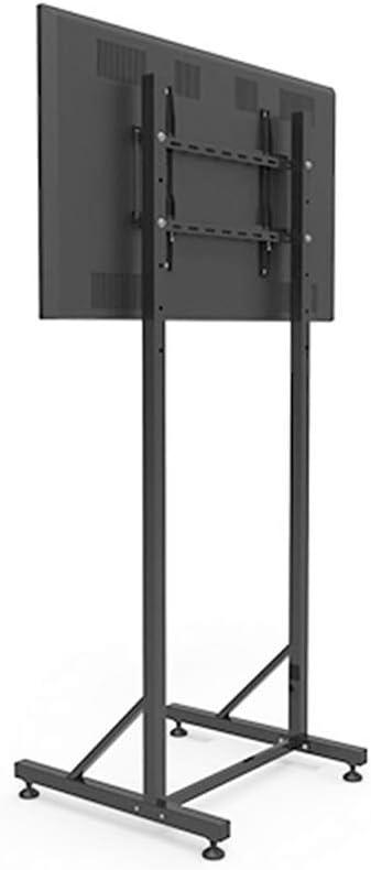IG Soporte Universal para Carro de TV de Uso Doble para el hogar Soporte para televisor de 32-60 Pulgadas Altura Ajustable Led LCD Plasma Paneles Planos Exhibición Comercial Soporte para televisión S: