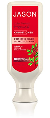 Jason Natural Products Henna Hi-lights Haarspülung; 473 ml