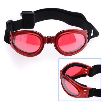Pet Dogs UV Sun Dog Sunglasses Goggles For Dogs Dog Goggles Dog Goggles Large Glasse Eye-wear Protection - Sunglasse