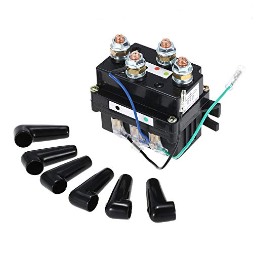 12V 500 AMP Unversal Winch Solenoid Relay Contactor For HEAVY DUTY UPGRADE ALBRIGHT EQUIV 41PyehkVfuL