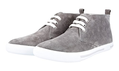 Mens Prada 4T2583 OQ4 F073E/Sneaker da uomo, in pelle
