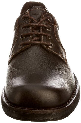 camel active Men's Mathew Lace Up Leather Brown - Braun/Mocca 27TOoAnwQ