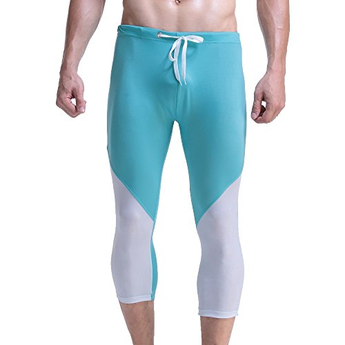 707b9ecbd6 Allywit Men s Neoprene Wetsuit Shorts Diving Suits Pants for Swimming  Canoeing Surfing