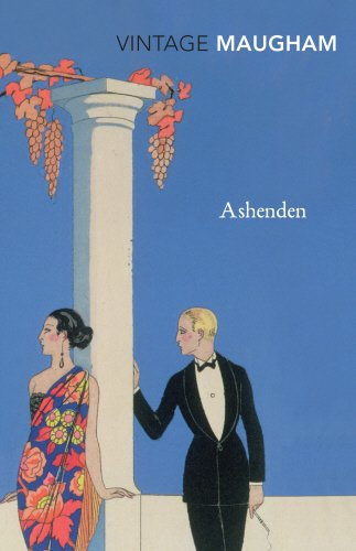 Book cover for Ashenden: Or the British Agent