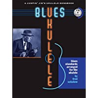 Blues Ukulele: A Jumpin' Jim's Ukulele Songbook Bk/CD