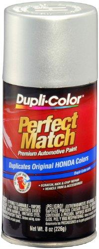 Dupli-Color EBHA09107 Arctic Silver Metallic Honda Perfect Match Automotive Paint - 8 oz. ()