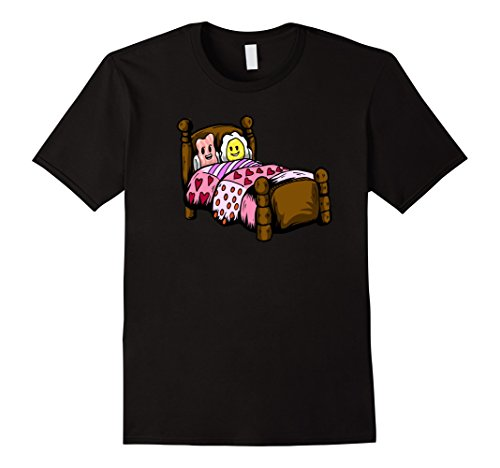 Valentines Day Shirt - Breakfast in Bed Shirt
