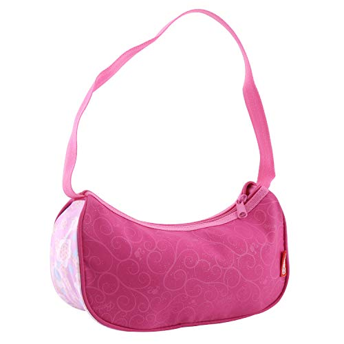 Tote Barbie 9512 Beach 9512 Pink Canvas Beach MB amp; Canvas Tote amp; Bag Bag Barbie MB 5wfCEfAq