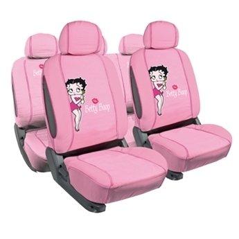 Housses de voiture pas cher for Housse voiture rose