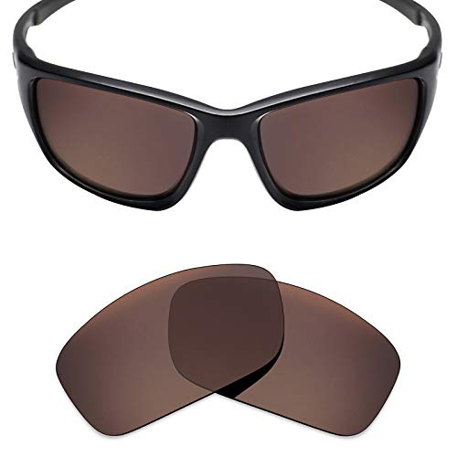 Mryok Polarized Replacement Lenses for Oakley Canteen 2014 - Bronze Brown