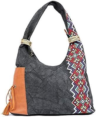 Amazon.com: YXDD ZMM Bolso grande, Bolsas de hombro de alta ...