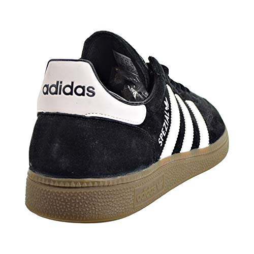 online retailer 9fb51 856d6 adidas Originals Handball Spezia Mens Shoes BlackWhiteGum 551483 (9 D(