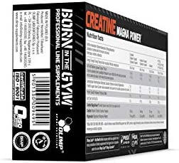 Olimp Creatine Magna Power 120 Kapseln - 155g