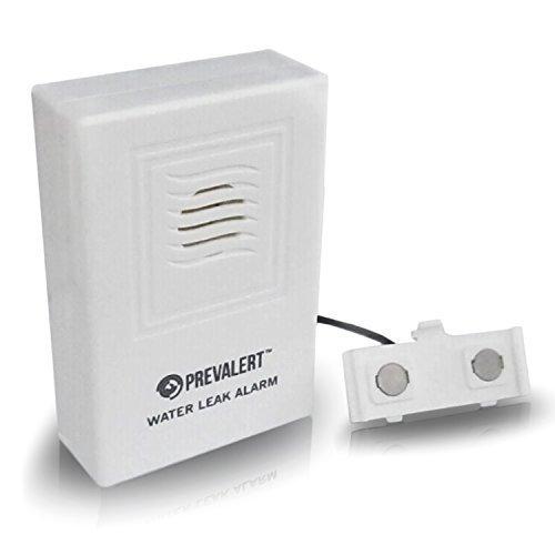 Basement Water Alarm. Prevalert Water Leak Detector FULL Lif