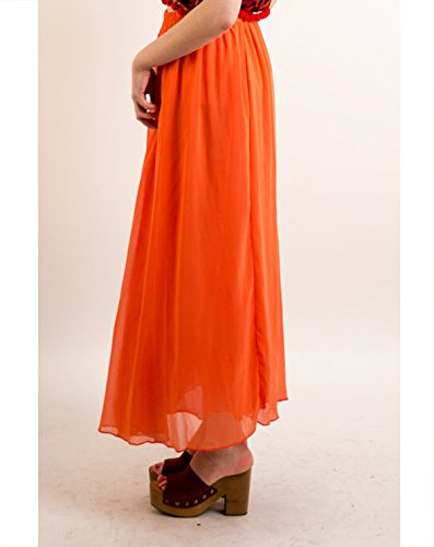 Exceptional Products - Falda - para mujer naranja